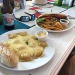 Mango Tango es el mejor lugar de la Isla para comer, la calidad de su comida es de primera y la