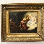 La Christ au Jardin des Oliviers by Delacroix.