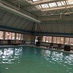 Nice indoor pool