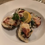 Oyster special.
