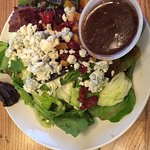 Harvest Salad at Giordano's Restaurant