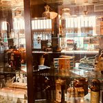 Antique apothecary Items from the actual Nagle's Apothecary