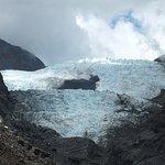Franz Josef Glacierの写真