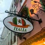Good Italian at Italia