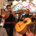 What a place! Best food in CDMX. Great live music, service, cocktails and food. A must if you ar