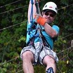 Photo de Antigua Rainforest Canopy Tour