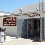 Blockhouse at Complex 26 / Pads 5 & 6