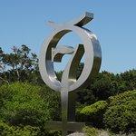 Freedom 7 monument.