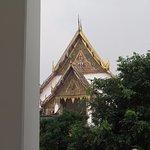 Frente del templo