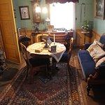 House interior, Arbaer Open Air Museum