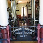Pumping station exhibition