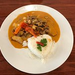 Another delicious curry! House favourite.