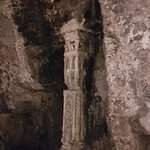 Interno della cripta