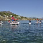 Stand Up Paddle with Children