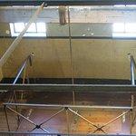 Hanging Area with the trap door floor