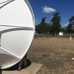 The Australia Telescope Compact Array照片