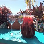 Sangria on the roof