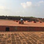 sorroundigs of fort