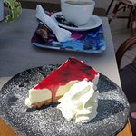 Utmärkt cheesecake