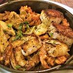 Seafood Jambalaya (ordered without sausage)