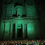 Foto de Petra By Night