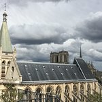 Rooftop Suite! Saint Severin and Notre Dame!