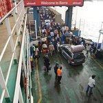 Banjul - Barra Ferry Service