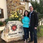 First stop at Messina Hof!