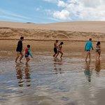 Photo de Barra das Moitas Beach