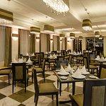 Restaurante el Jardin, armonia perfecta entre buena cocina y excelente ambiente.