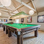 Broomhill Manor Bar and Snooker Room