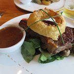 10 oz. Sirloin Steak