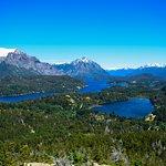 Cima del cerro Campanario Hacia el NorOeste