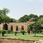 Tranquil Gardens at Qutub Minar