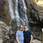 Waterfall view!