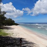 white beach, where the USMC landed
