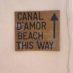 Bild från Canal D'Amour