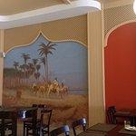 Interior do restaurante 2.