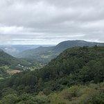 Vista do quarto reserva do vale