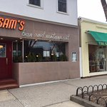 Sam's - Neon sign and all!
