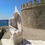 Daedalus Statue