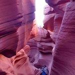 Photo of Lower Antelope Canyon