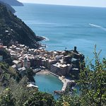 Photo de Footpath Monterosso - Vernazza