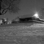 Snow at The Pavilion