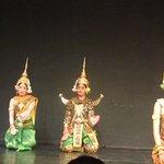 Tep Monorom dance