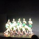 Praying Mantis dance