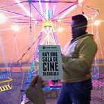 Hay una sala de cine en Cholula! / There is a movie theater in Cholula!