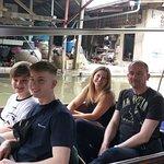 Damnoen Saduak Floating Market – fénykép
