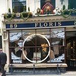 Floris, perfume shop