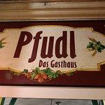 Gasthaus Pfudl Foto